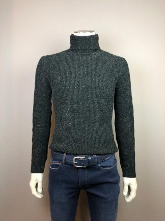 Scotch & Soda coltrui groen